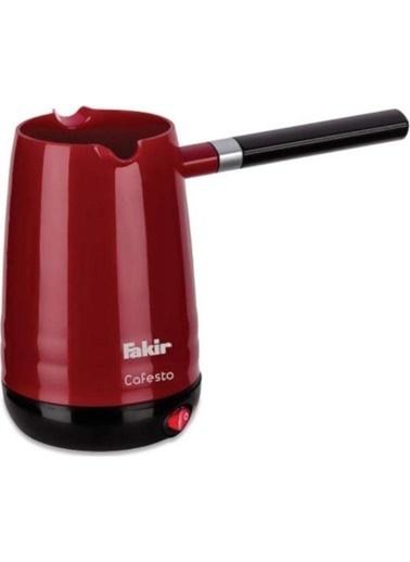 Fakir Cafesto Kırmızı Türk Kahve Makinesi Kırmızı